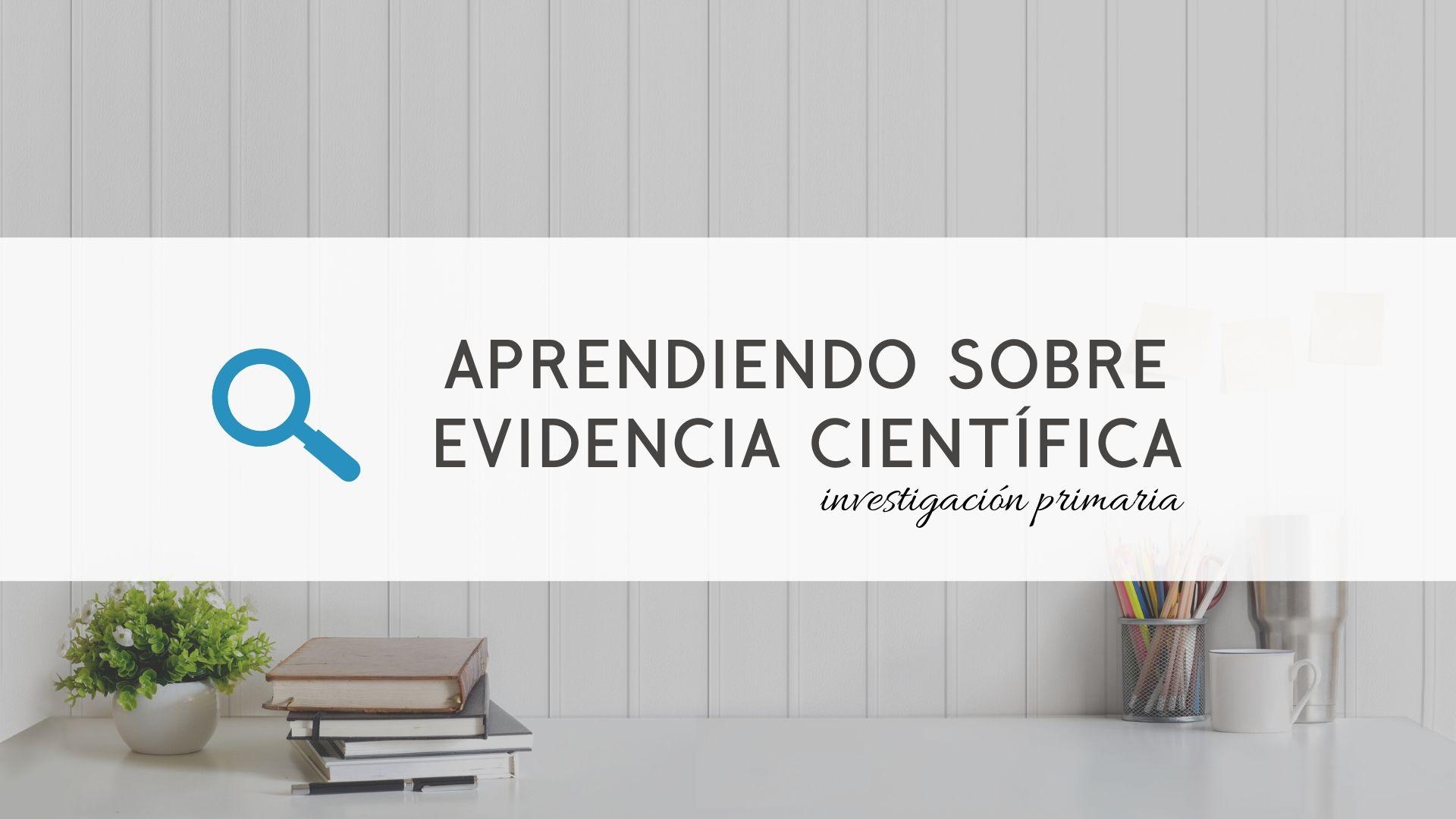 curso-de-evidencia-cientifica-investigacion-primaria