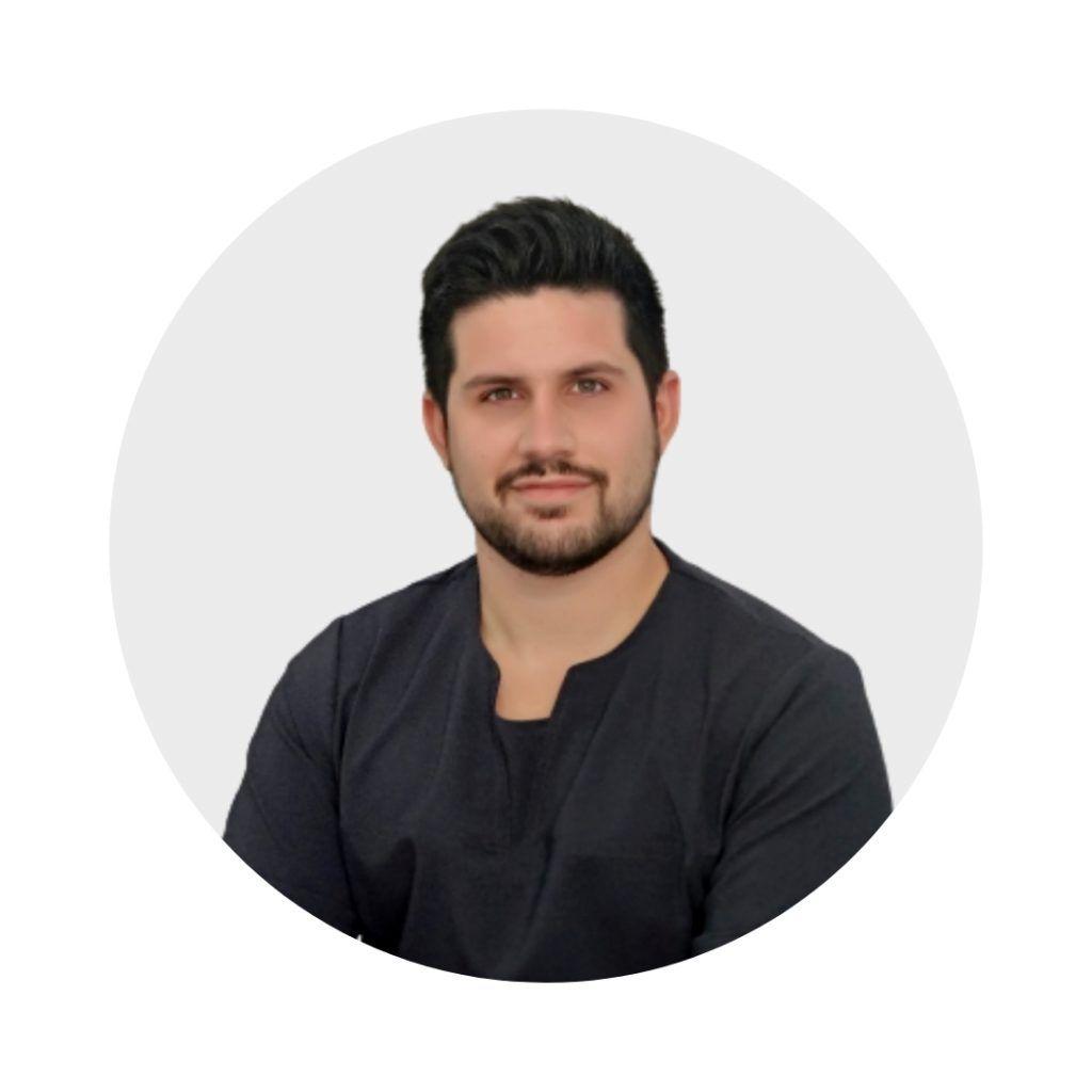 fisioterapeuta Iván de la Calle